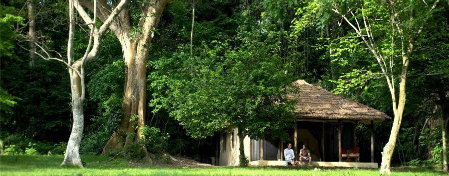 Unique Lake Victoria Experience - Tanzania Rubondo Island Camp, Suite Exterior