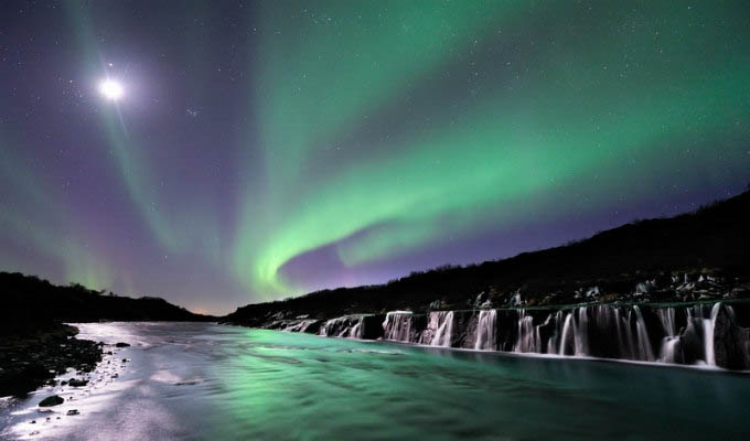 Northern Lights in West Iceland - Courtesy of Iceland Travel - Iceland