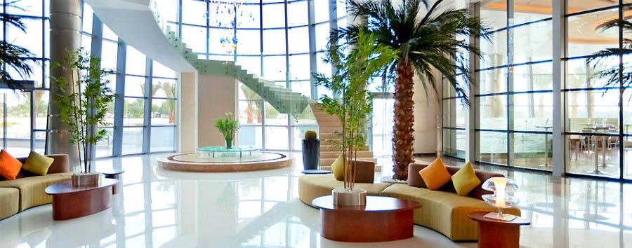 Novotel Abu Dhabi Gate - Lounge Area