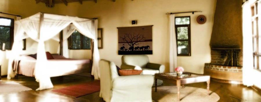 Ngorongoro Farm House - Room Interior