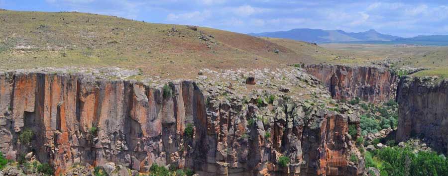 Cappadocia, fascino immutato - Turkey, Cappadocia Ihlara Canyon