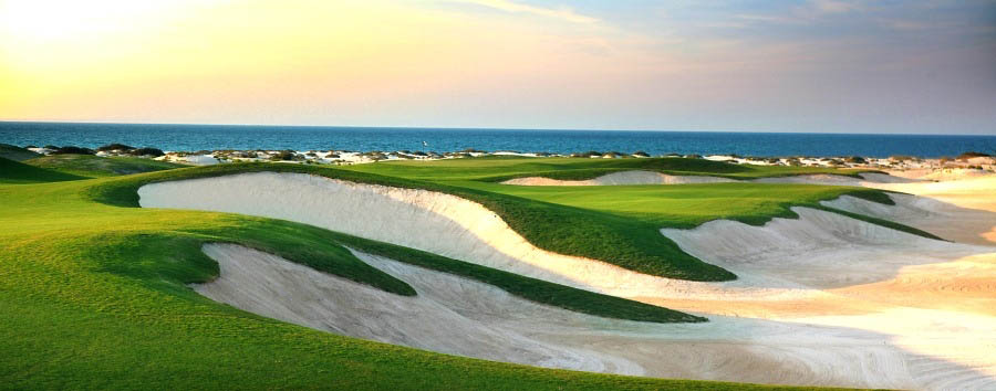 Abu Dhabi à la carte - Abu Dhabi The Saadiyat Beach Golf Course