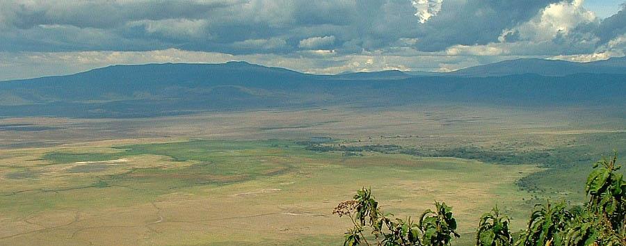 Tanzania Wildlife & Cultural Explorer - Tanzania View of The Ngorongoro Crater