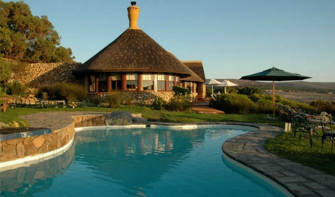 View of Grootbos Garden Lodge - South Africa