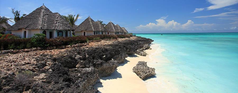 Essque Zalu Zanzibar - Private Beach
