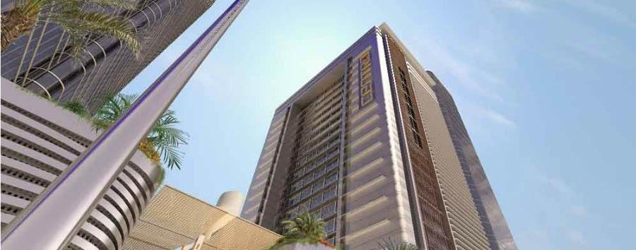 Centro Capital Gate - Hotel Exterior