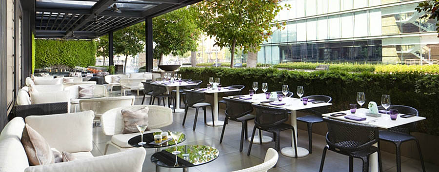 The Ritz-Carlton, Santiago - Estro Restaurant