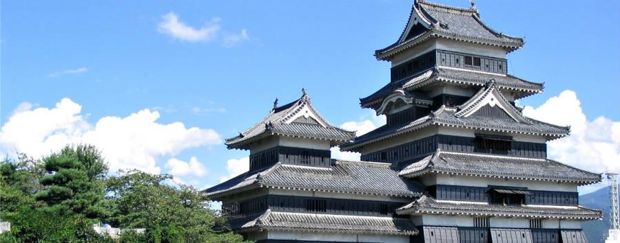 Giappone feudale - Japan Matsumoto Castle