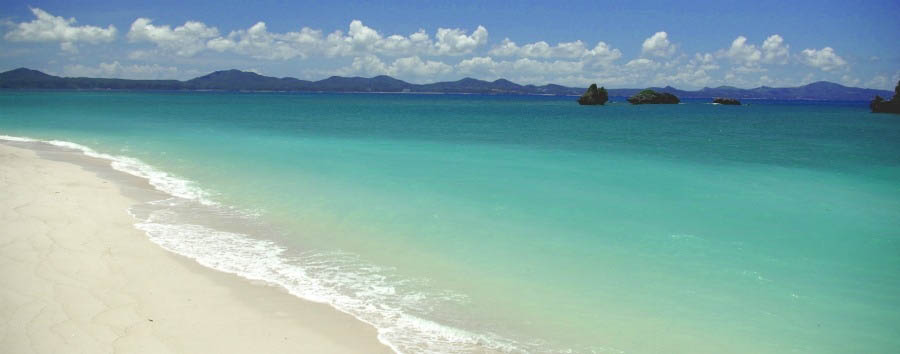 Okinawa: il Pacifico nascosto - Japan Okinawa, Motobu Beach