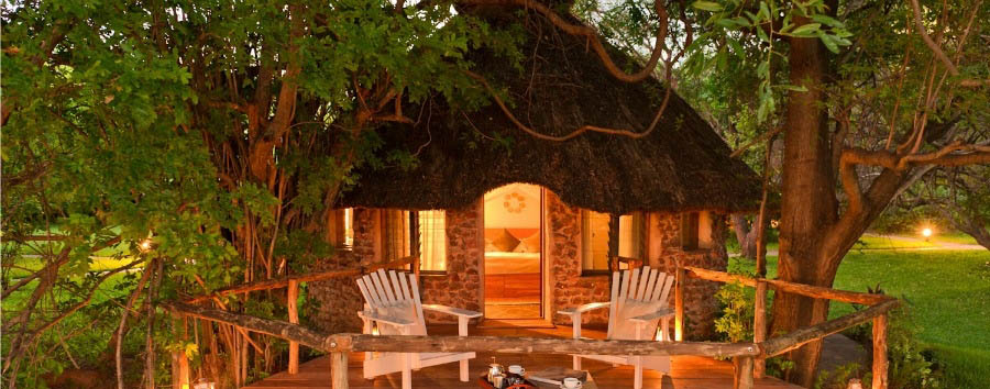 Kanyemba Lodge - Family Chalet