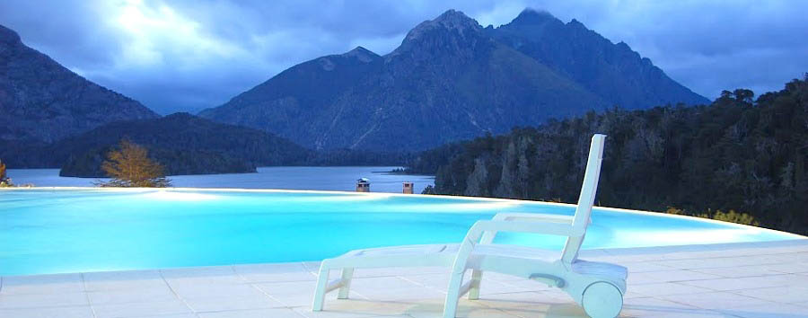 Llao Llao Resort - Pool Area