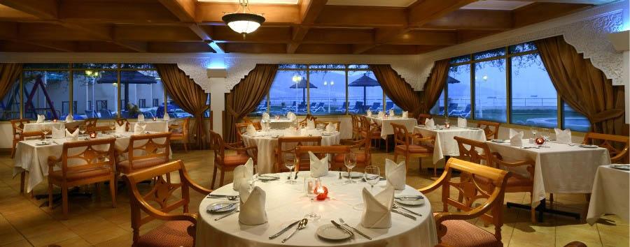 Atana Khasab Hotel  - Al Mawra Restaurant