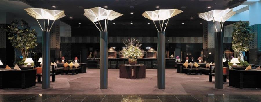 Hotel Granvia Kyoto - Hotel lobby