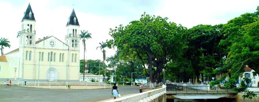 The Turquoise Paradise - São Tomé São Tomé Cathedral