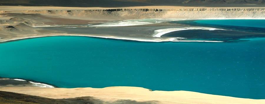 Cile, terra di miti e leggende - Chile Atacama Desert, Miscanti  Meñique Plateau Lagoons