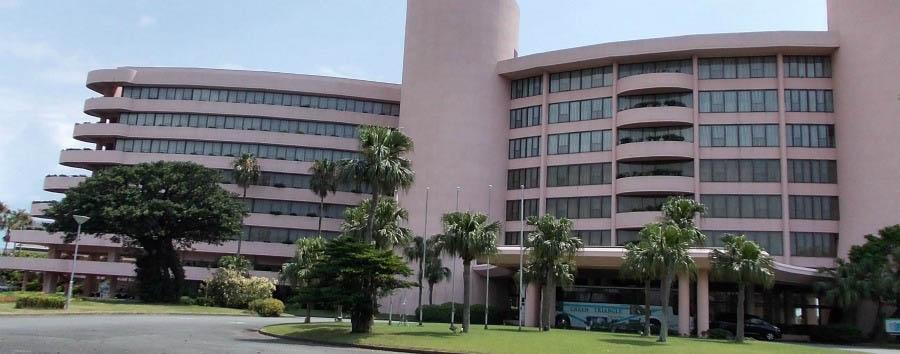 Ibusuki Iwasaki Hotel - Entrance View