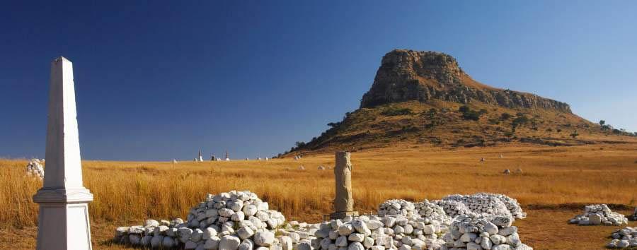 Isibindi Zulu Lodge - Anglo-Zulu battlefields