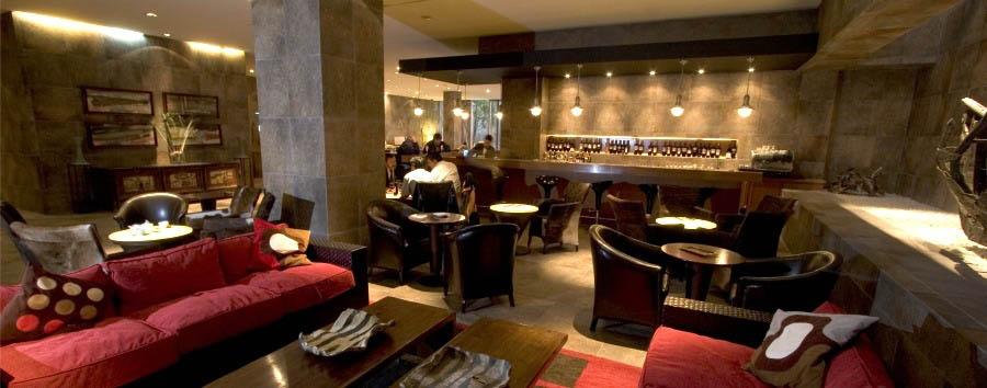 Cabo de Hornos Hotel - The Bar