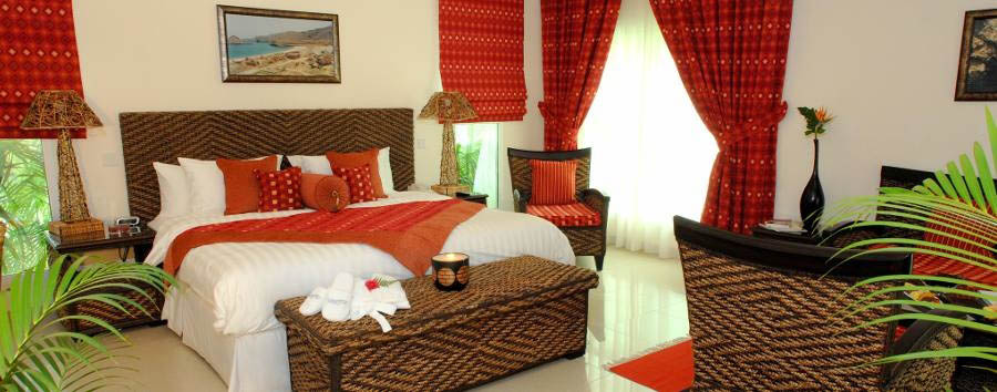 Al Nahda Resort & Spa - Room interior