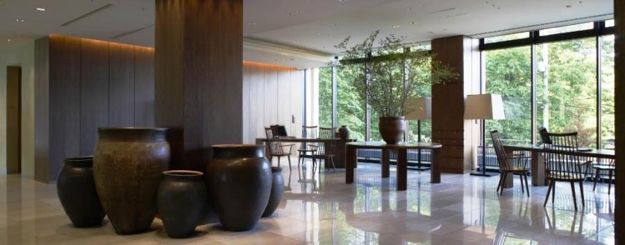 Hyatt Regency Hakone - Reception