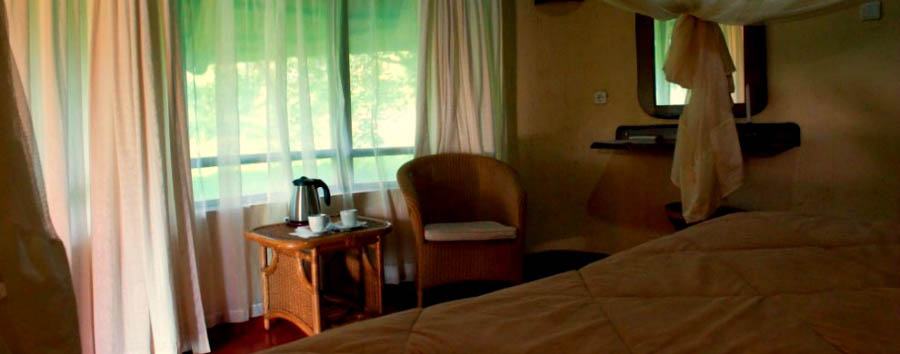 Girassol Gorongosa Lodge & Safari - Room interior