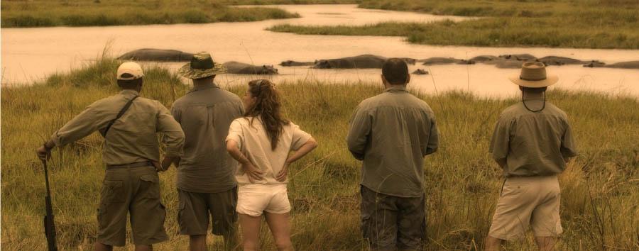Grande Natura d'Africa - Botswana Walking safari in the Okavango Delta
