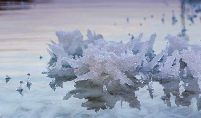Salt Formations in The Dead Sea © Itamar Grinberg - Israel