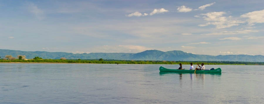 Kanyemba Lodge - Activity - Canoeing
