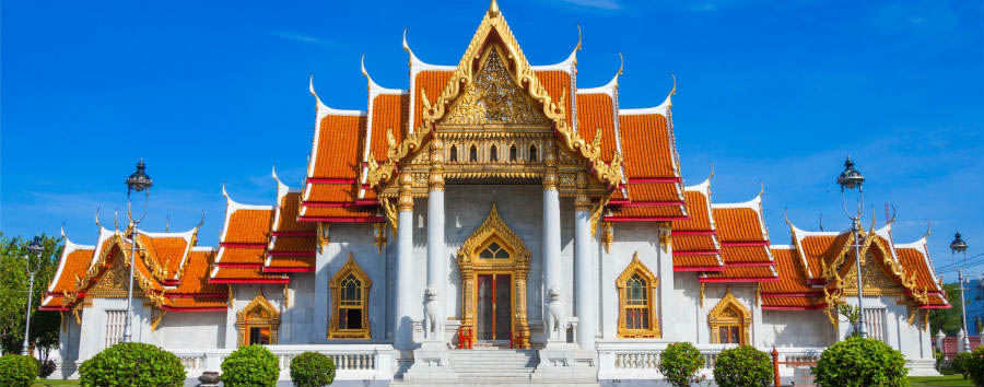 Bangkok City Break - Bangkok Wat Mongkhon Bophit © Perati Consom/Shutterstock
