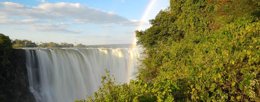 Zimbabwe, Victoria Falls à la carte - Zimbabwe The amazing Victoria Falls