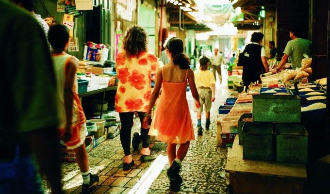 Akko, The Local Market - Israel