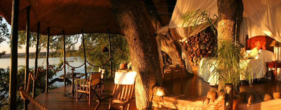 Tongabezi - Tree House