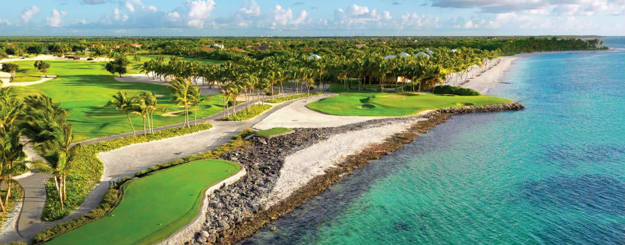 Repubblica Dominicana - Puntacana Resort & Club, La Cana Golf Course