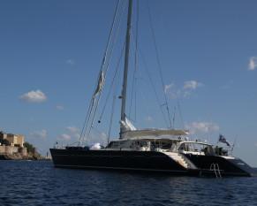 Imbarcazione Azizam