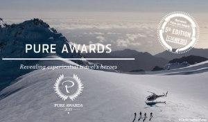 Comunicato stampa - Il Viaggio nominato Miglior TO al mondo  alla Fiera del lusso di Pure