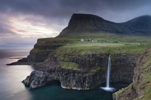 Faroe, Isole