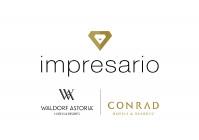 Impresario Conrad Waldorf Astoria