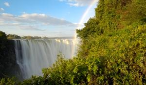 Zimbabwe, Victoria Falls à la carte