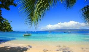 Fiji, mare a Qamea Island