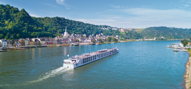 Navigazione sul bel Danubio blu