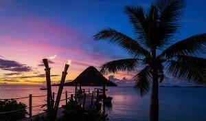 Fiji, mare a Malolo Island