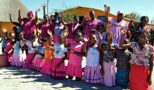 Namibia, visi e sorrisi