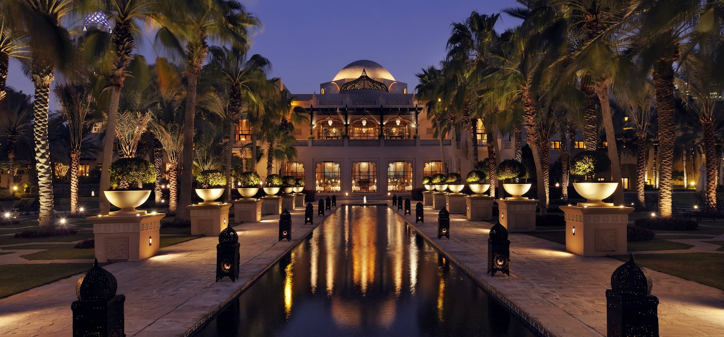 Stopover al One&Only Royal Mirage The Palace