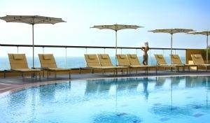 Dubai, mare all'Amwaj Rotana