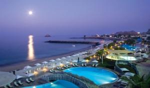 Fujairah, mare al Radisson Blu Resort