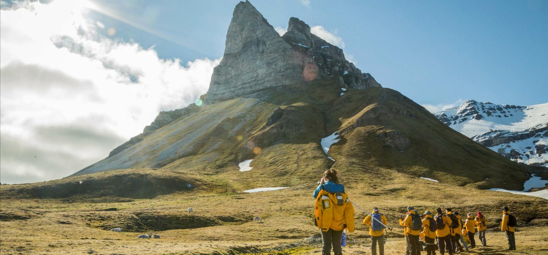 Spitsbergen: fiordi, ghiacciai e natura