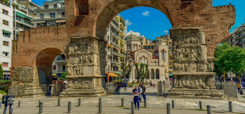 Salonicco, tra arte e movida