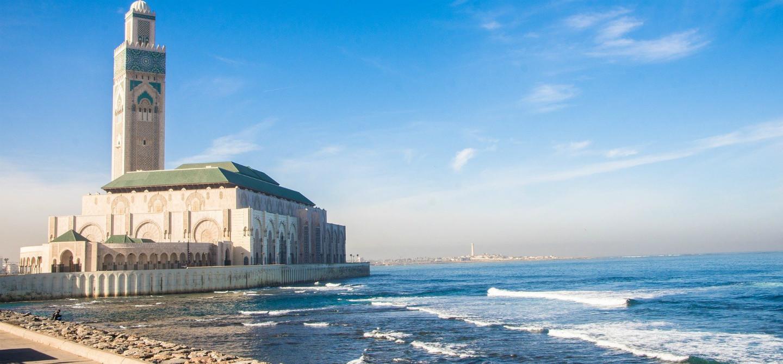 Marocco di gruppo: storia e deserto da Marrakech a Casablanca