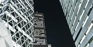 Riflessi di Tokyo