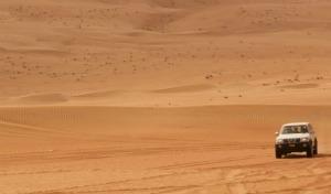 Deserts Crossing